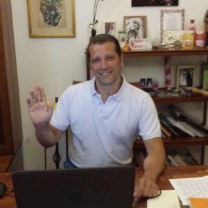 Leonardo Corbascio, fondatore Centro Olistico Tara